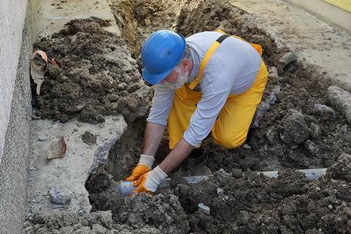 sewer service repair