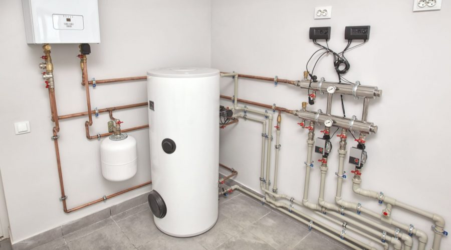 What to do about a water heater leak