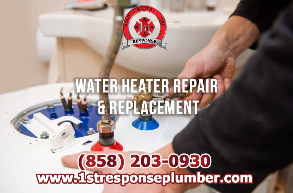 Water Heater Repair and Replacement in Chula Vista