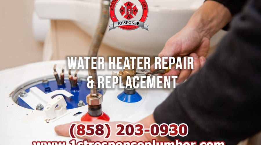 Water Heater Repair & Water Tank Replacement Service in Chula Vista
