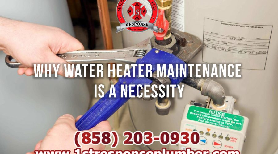 How To Maintain Water Heaters During the Winter in San Diego